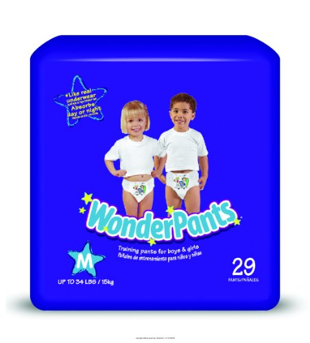 First Quality WonderPants Training Pants, Wonderpants Trn...