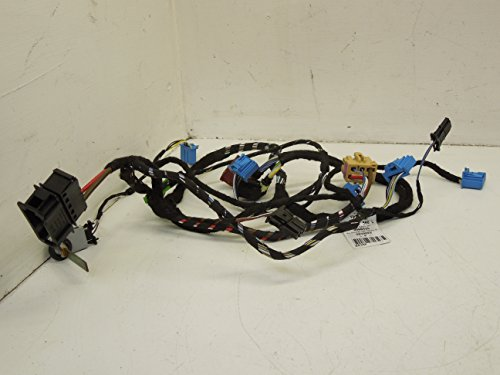 Audi A3 8P Wiring Loom For Air Conditioning Climate Unit: