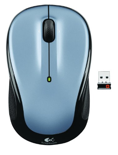 Logitech M325 910-002334 Wireless Mouse Silver