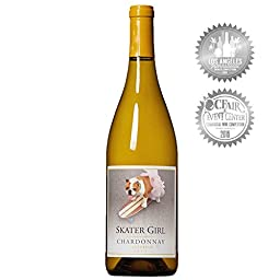 2013 Skater Girl Limited Edition Chardonnay - 750ml