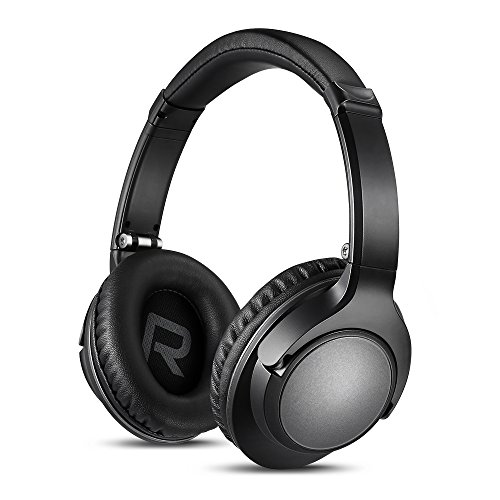 Foldable Bluetooth Headphones Over Ear Headphones HiFi Stereo Comfortable Wireless Headset with Deep Bass with Microphone Best Adjustable Headphones for Relax Travel Work for Cell Phones 12H Playtime