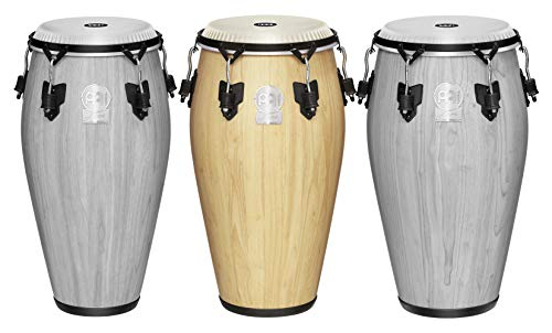 Meinl Percussion Conga with Hardwood Shell, Artist Series Luis Conte - NOT MADE IN CHINA - Natural Finish, 11 3/4
