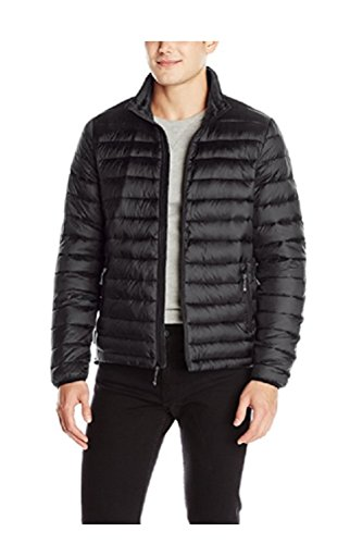 ater Down Puffer Jacket with Packable Neck Pillow (Large) (Neck Puffer Jacket)