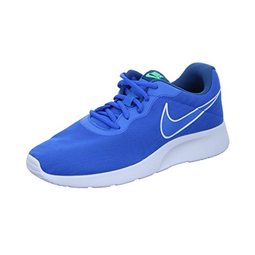 Nike Tanjun Prem 876899 401 Herren Blau De Roulement (photo Bleu / Photo)