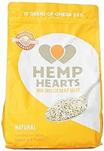 Manitoba Harvest Hemp Hearts Raw Shelled Hemp Seeds, 5 Pound