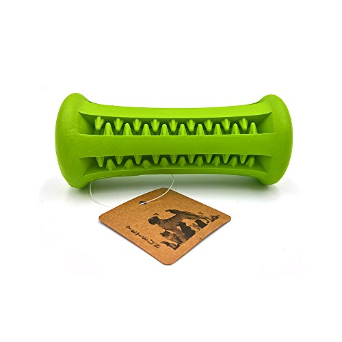 PetFun Small Dogs Rabbit Dental Care Nontoxic Durable Rubber Chewing Teething Toy