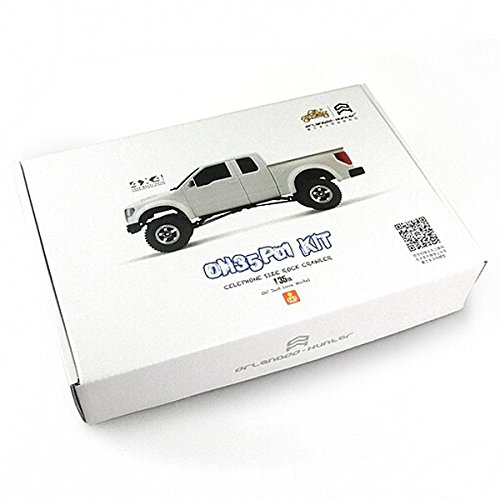 Amazon.com : 100% New Top Quality Orlandoo F150 OH35P01 KIT Assemble Climbing RC Car Parts Version Assembled remote control cars : Baby