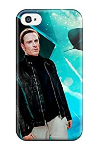 High-end Case Cover Protector For Iphone 4/4s(x Men First Class High Resolution)