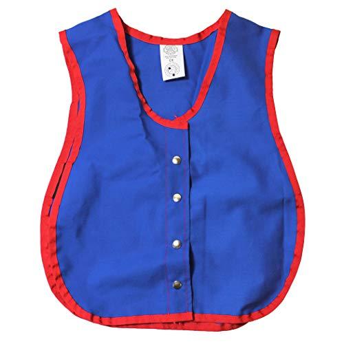 - Children's Factory CF-361306-A1 Manual Dexterity Snap Vest, 13.5
