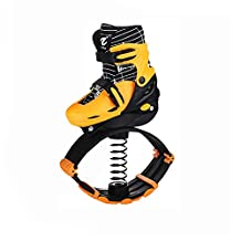 2 in 1 Roller Skate Fitness Jumps Shoe Adult Children Bounce Shoes Jumping Shoes