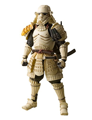 Bandai Tamashii Nations Meishou Movie Realization Teppou Ashigaru Sandtrooper Action Figure