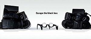 Stimuli VR 2VR - Black Thin Mobile Hands Free, 3D Glasses by Stimuli VR