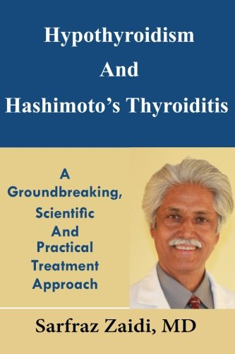 Hypothyroidism Hashimotos Thyroiditis Groundbreaking Scientific product image