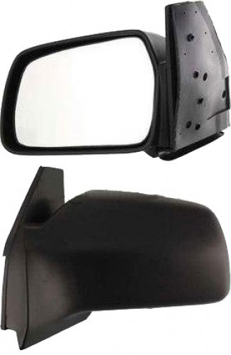 Discount Starter and Alternator 3911L Replacement Mirror Fits Suzuki Sidekick Driver SideManual Non-Heated