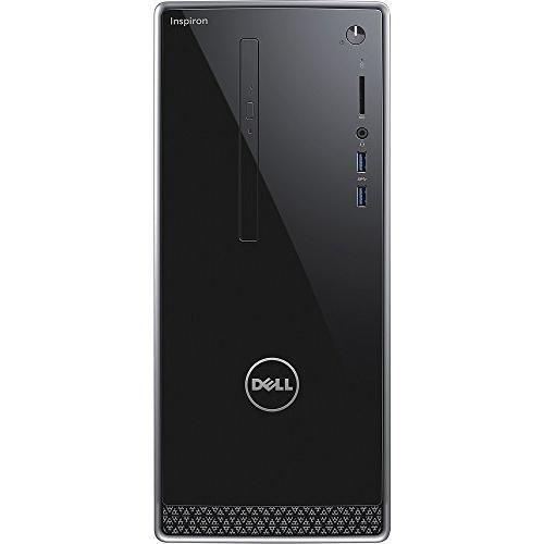 2016 Dell Inspiron i3650 Flagship High Performance Desktop, Intel Core i5-6400 Quad-Core Processor up to 3.3GHz, 12GB RAM, 1TB HDD, DVD+/-RW, WiFi, HDMI, Bluetooth, Windows 10