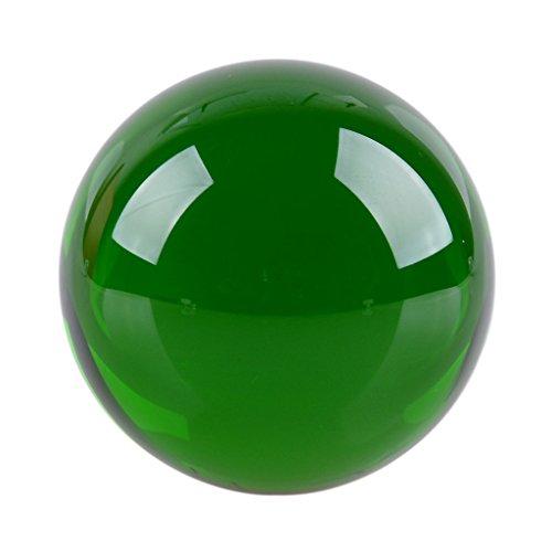 LONGWIN 40mm(1.6 inch) Fengshui Crystal Ball Healing ()