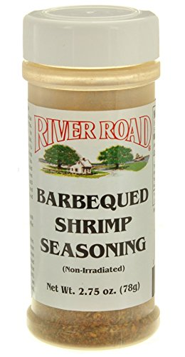 (River Road Barbecued Shrimp Seasoning, 2.75 Ounce Shaker )
