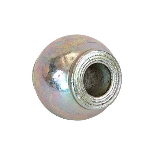 Koch Industries 4041203 Top Link Replacement Ball, Category 2, John Deere and Oliver, Yellow Zinc Plated Finish