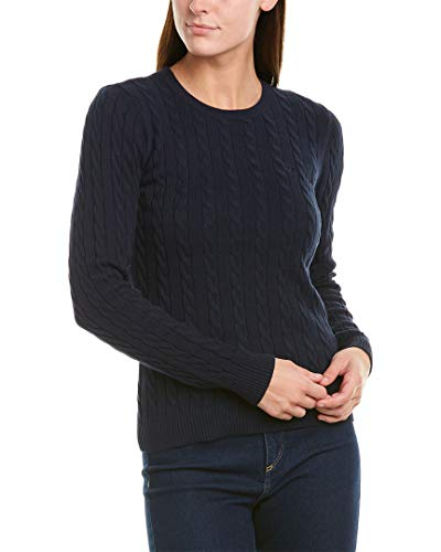 Brooks Brothers Womens Sweater, S, Blue