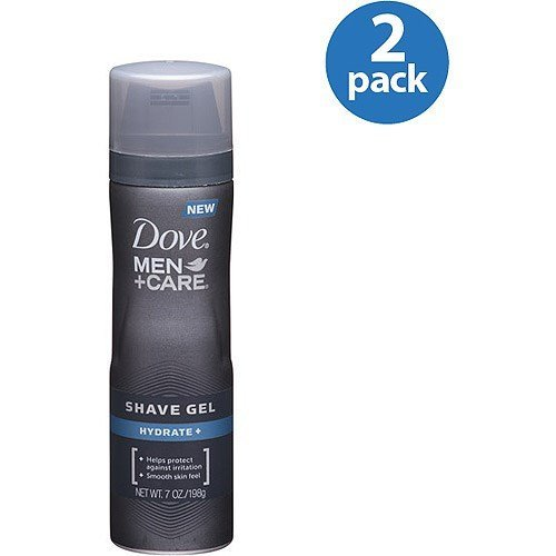 Best Dove Shaving Gels - Dove Shave Gel Hydrate Size