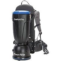 Powr-Flite BP6S Comfort Pro Backpack Vacuum, 6 quart Capacity