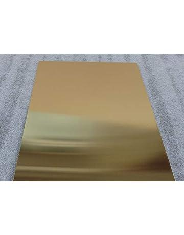 3 pcs per car K/&S Precision Metals 8236 Brass Strip 0.025 Thickness x 1//2 Width x 12 Length Made in USA