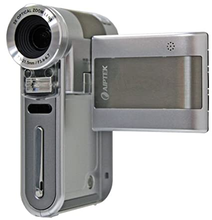 amazon com aiptek a hd pro 1080p high definition camcorder silver rh amazon com Camcorders at Walmart Acer HD