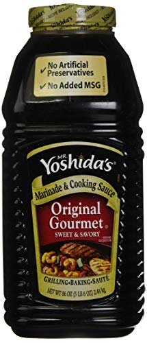 Yoshida's Marinade & Cooking Sauce 86 Oz. 2 Pack (Best Cut Of Beef For Stir Fry)