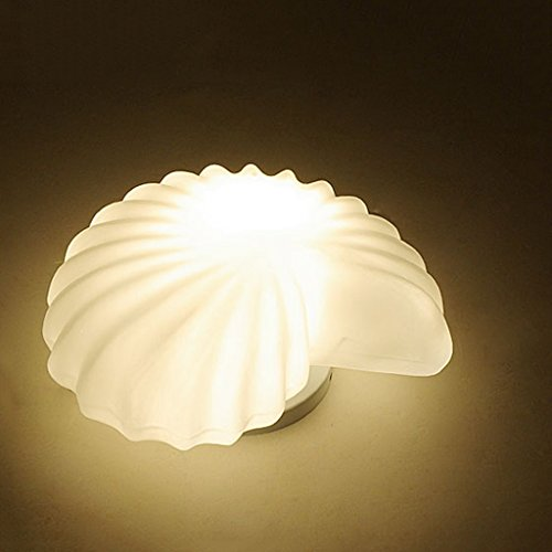 Modern Simple Energy-Saving Glass Shell Long Ceiling Light, Warm and Creative, Suitable for Children's Room Study Room Living Room Bedroom (Size : ()