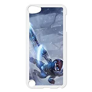 Kennen iPod Touch 5 Case White DIY Gift pxf005-3578669