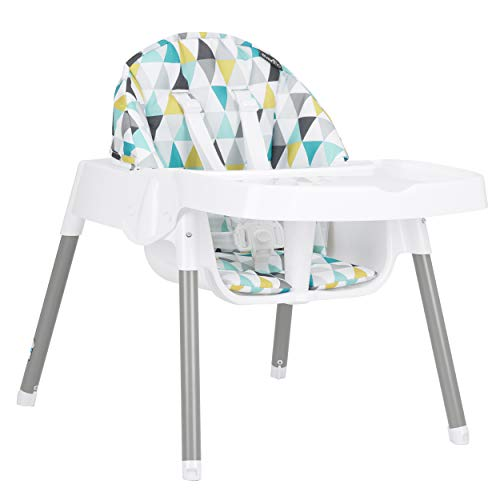 41DQtWhOc1L - Evenflo 4-in-1 Eat & Grow Convertible High Chair, Prism