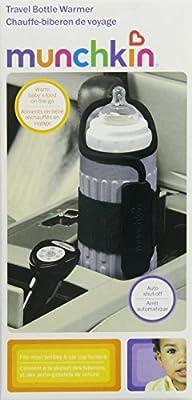 Munchkin Travel Bottle Warmer Gray from Munchkin