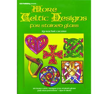 More Celtic Designs - Stained Glass Pattern Book