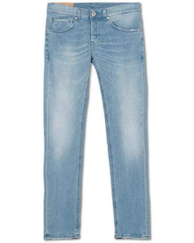 Up232ds0173u34 Jeans Dondup Uomo 800 Celeste George SRnzqwa