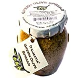 Green Olive Spread - Tapenade - 1 jar, 6.7 oz