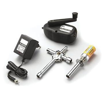 Easymodel 51100030 - Kit básico de Cargador, Llave y Bomba ...