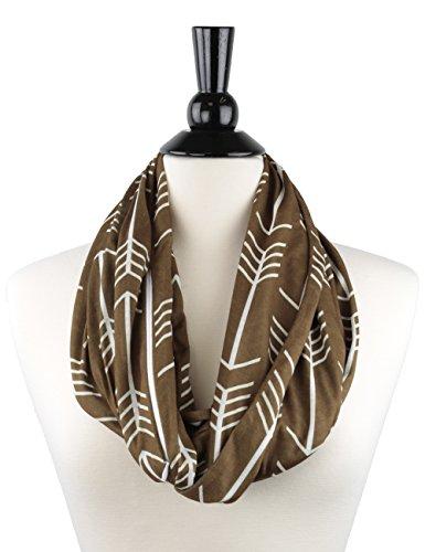 Pop Fashion Pattern Infinity Scarves