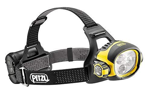 PETZL - ULTRA VARIO Headlamp, 520 Lumens, Constant Lighting, Multi-Beam, with ACCU 2 Battery ()