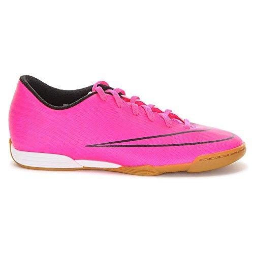 Nike Mercurial Vortex Ii Ic, Men's Football Boots Pink / Black (Hyper Pink / Hyper Pink-blk-blk)