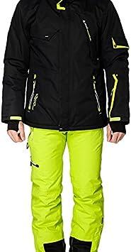 Peak Mountain Ski-Kleidung Set Mann Cosmic
