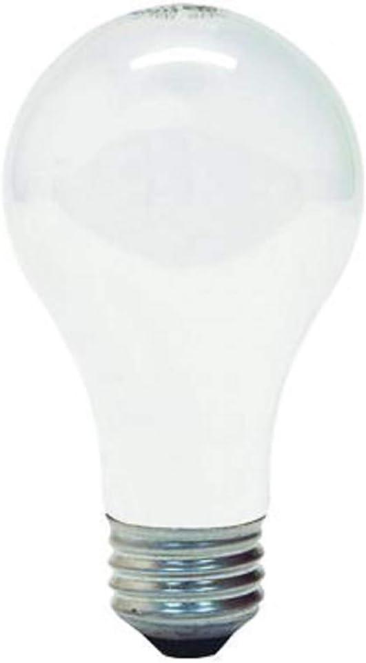 GE Lighting 78795 29 Watt A19 Crystal Clear Light Bulb 2 Count