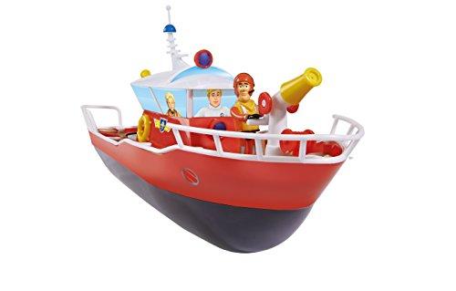 Fireman Sam Boat Titan (Remote Control Boat) (Fireman Costumes)
