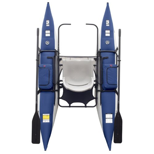 Roanoke Inflatable Pontoon Boat