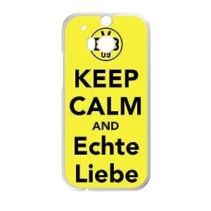 BVB Borussia Dortmund echte liebe Cell Phone Case for HTC One M8