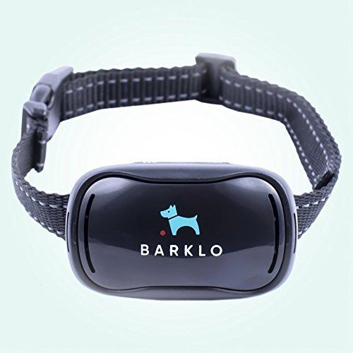 Vibrating Dog Collar Bark