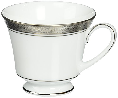 - Noritake Rochelle Platinum Cup