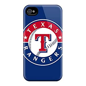 JoanneOickle Iphone 6plus Protector Hard Phone Cover Custom Fashion Texas Rangers Pictures [DRv16542fsPR]