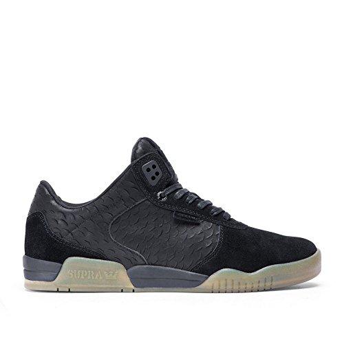 Supra Sneaker Ellington Uomo Black Basse 77Orqf0
