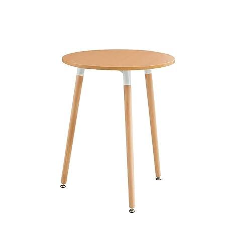 Amazon.com: HANSHAN mesa auxiliar de mesa, mesa auxiliar ...
