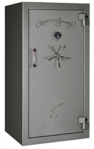 American Security BF6030 Safe E-Lock (Charcoal)
